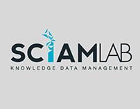 Sciamlab - Logo design