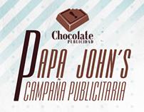 Campañas Promocionales Papa John's