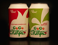 Packaging Design - Go Go Slurpz