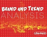 JayJays Trend Analysis Presentation Design
