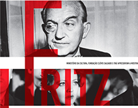 Program for Mostra Fritz Lang in Cine Humberto Mauro