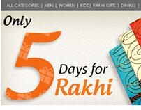 Rakhi E-mailers