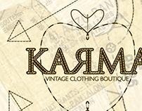 """Karma"" Corporate Identity & Branding"