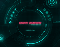 Absolut Greyhound Race Video Game
