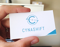 Cynashift Branding and Website