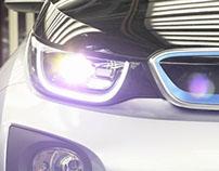 BMW i3 - Benedict Redgrove
