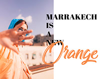 Marrakesh is a new Orange