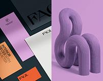FACIL / Logo, Brand Identity and Web Design