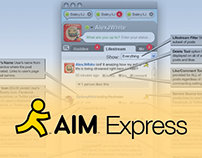 AOL AIM Express
