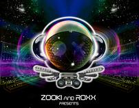 design for Zooki & Roxx