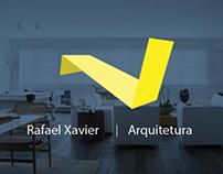 Identidade Visual - Rafael Xavier Arquitetura