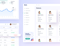 Medical Dashboard - Patients