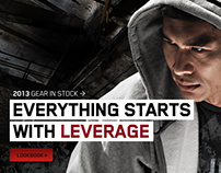 LVRG MMA Gear / Website
