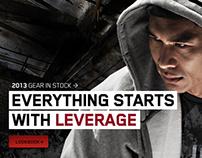 LVRG MMA Gear / Website