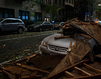 Hurricane Sandy - NYC