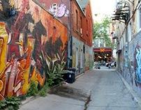 Graffiti Alleys