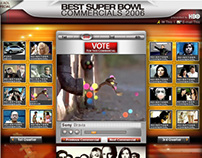 AOL SuperBowl Commercial Poll