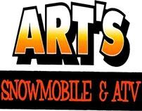 Art's Snowmobile & ATV Website