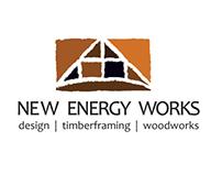 New Energy Works Branding