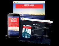 Arctic Cargo Website