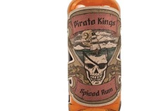 Pirate Kings Spiced Rum