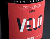 Velo Coffee Branding & Packaging