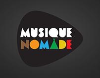 Application Musique Nomade