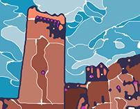Montajou Castle