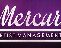 Mercury Artisit Managment Logo