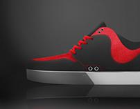 Swerve Skate Shoe