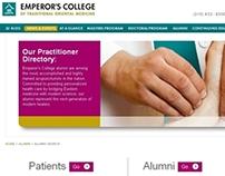 Emperor's College Practitioner Directory
