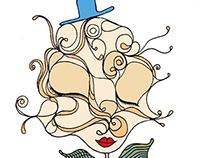 Character design by Sanjana Viyeta