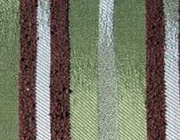 Textile Design Boucle Stripe