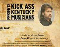 Kick Ass Kentucky Musicians