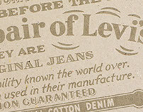 Levi's 501 Jeans Book
