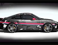 Porsche draw concepts (C)