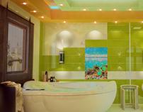 spa at El mansoura