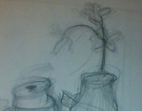 Class Warm Up Activities and Drawing Exercises