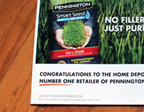 Home Depot - Orange Magazine; Pennington