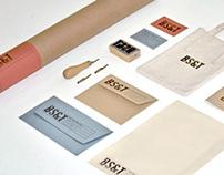 BS&T Zine Branding