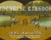 Movie Poster-Moonrise Kingdom