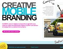 Web Design 2010-2012