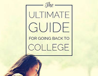 The Ultimate Guide for Going Back to College