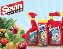 Sevin POP Advertising - 2012 & 2013