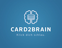 Card2Brain Logo
