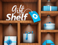 Chase Gift Shelf App