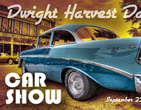 Harvest Days Posters & Car Show