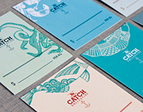 The Catch Collective // Branding + Collateral