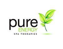 Pure Energy Spa Therapies Logo