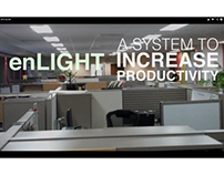 enLIGHT | a office wide system to increase productivity